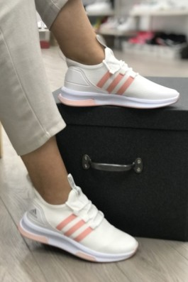Adidas Neo Run Beyaz Pudra