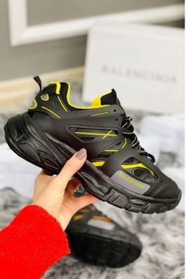 Balenciaga Track Siyah Sarı