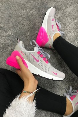 Nike air 270 Gri Fuşya