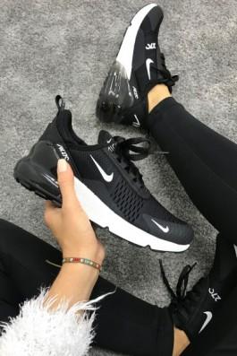 Nike Ari 270 Siyah Beyaz