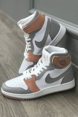 Nike air Jordan Gri Pudra
