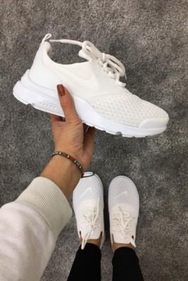 Nike Duralon Ful Beyaz - Unisex