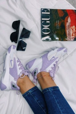 Nike Zoom 2k Beyaz Lila