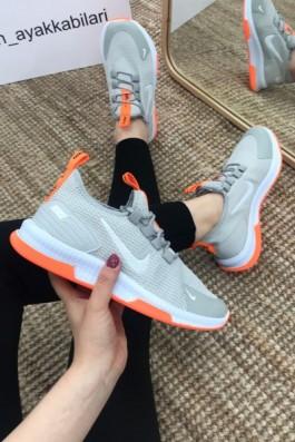 Nike Swift Gri Turuncu - Unisex