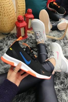 Nike Swift Siyah Mavi Orenge