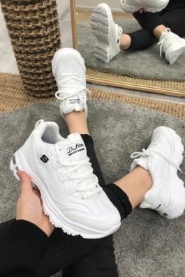 Skechers Ful Beyaz