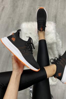 Adidas Jogger Siyah Turuncu