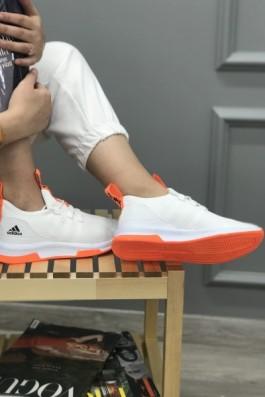 Adidas Neo Run Beyaz Turuncu