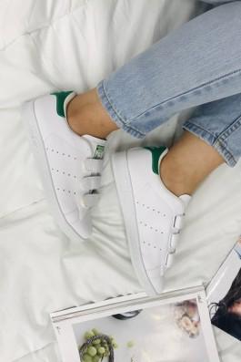 Adidas Stan Smith Beyaz Yeşil