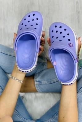 Crocs Tarlik Lila
