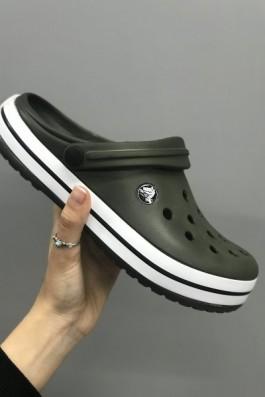 Crocs Terlik Haki - Unisex