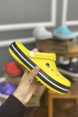 Crocs Terlik Sarı - Unisex