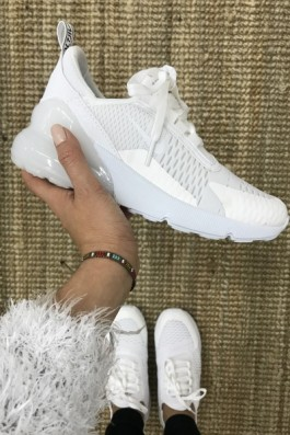 Nike Air 270 Ful Beyaz - Unisex