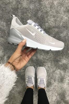Nike Air 270 Gümüş