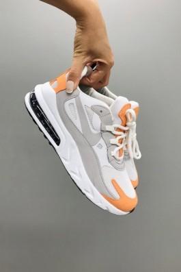 Nike Air React Beyaz Gri Orenge