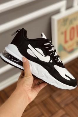 Nike Air React Siyah Beyaz