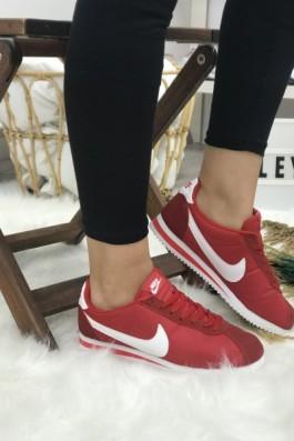 Nike Cortez Eva Taban Kırmızı Beyaz