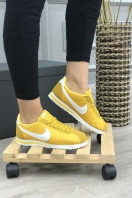Nike Cortez Eva Taban Sarı Beyaz - Unisex