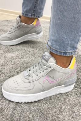 Nike Shadow Gri Lila