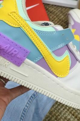 Nike Shadow Lila Sarı