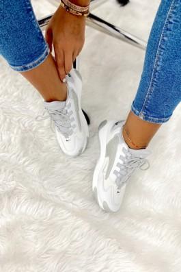 Nike Zoom 2K Beyaz Gümüş