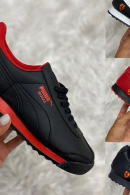 Puma Ferrari Siyah Kırmızı