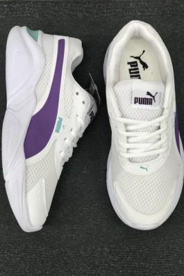 Puma Flex Beyaz Mor